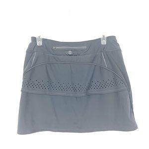 Tangerine Athletic Skirt!